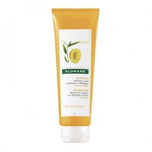 Crème Sans Rincage Cheveux Secs à La Mangue Klorane 125ml Labos Pierre Fabre