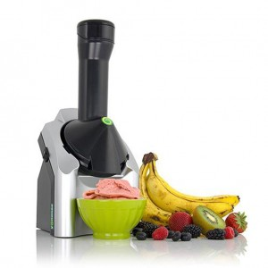 Machine à Glace de fruits Naturels Sans Produits Laitiers Yonauas