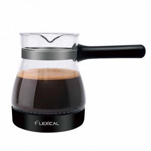 Machine à café électrique facile 0,5L à café turque LEXICAL LCP-0502 500W