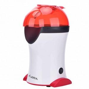 Machine à pop-corn 2-4 minutes sans huile LEXICAL LPO-3501 1200 W - Rouge