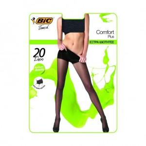 Bic Touch Collant Femme Comfort Plus 20D Gr