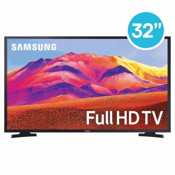 """TV Samsung 32"""" T5300 LED Smart  1336x768 - Wi-Fi et Navigateur Inclus - Récepteur et TNT Intégrés 2 ports HDMI 1 port USB 1 port Ethernet"""
