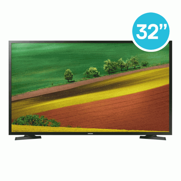 "TV SAMSUNG 32 N5000 32"" LED Flat 1366x768 - TNT Intégrée - 2 ports HDMI 1 port USB"
