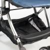 Poussette Bébé de voyage pliable valise  – KINLEE-  Bleu 32575