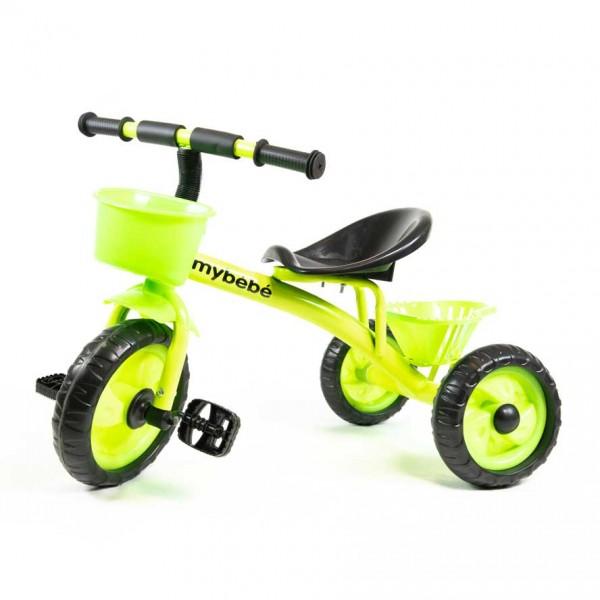 Tricycle pour Bébé Mon Bébé - 12 à 36 mois -   Vert
