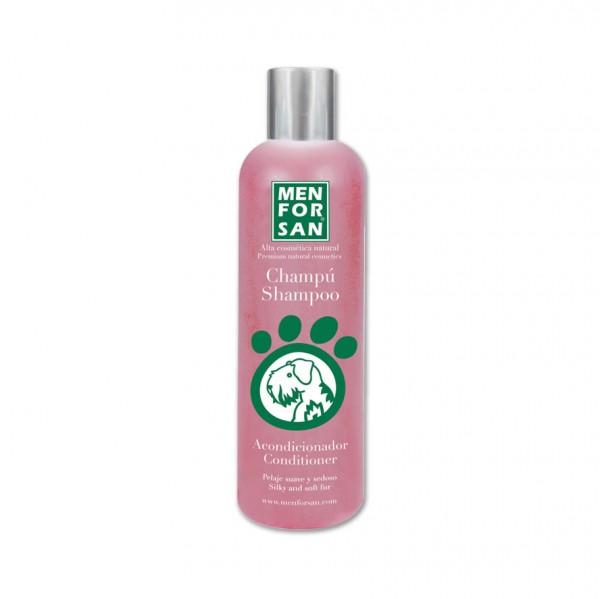 Shampoing conditionneur démêlant pour chien 300ml 4679 - MEN FOR SAN