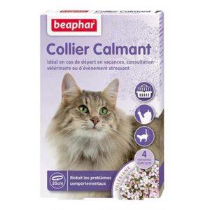 Collier calmant pour chat 35cm 2197 – Beaphar
