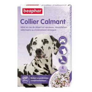 Collier calmant pour chien 65cm 2203 – Beaphar