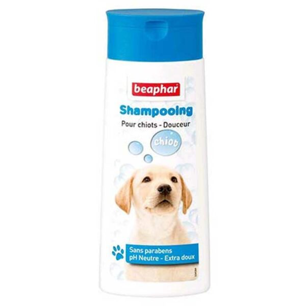 Shampooing pour chiot 250ml 3201 – Beaphar